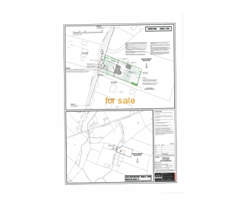 SOLD - 0.54 site for sale at Ballyarrell, Killygordon, Co. Donegal