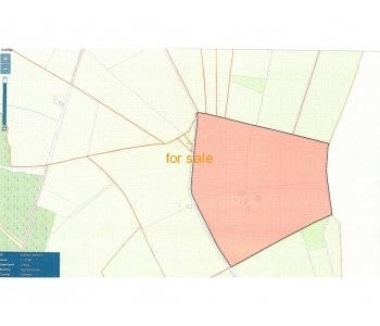 SALE AGREED - 11 Hectares Of Grazing land for sale