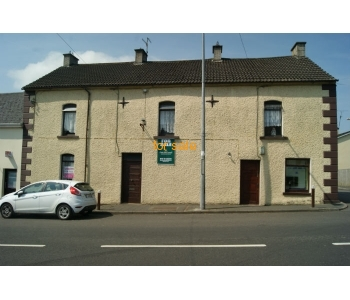 SALE AGREED - 5 Bedroom two storey dwelling at The Diamond, Castlefin, Co Donegal
