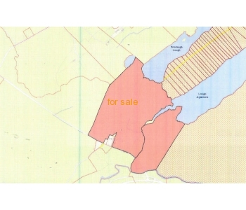 SALE AGREED - Land for sale at Brockagh, Glenveagh, Co Donegal