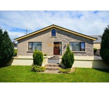 Beautiful 4 Bedroom house for sale at Knockrawer, Castlefin, Co Donegal