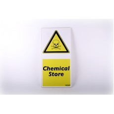 Chemical Store Sign  | Farm Safety Signs Cork