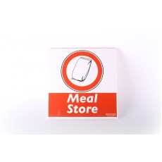 Meal Store sign  | Only €12.50 Order Online Today