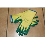 Green Workhorse Easi Grip Latex Work Gloves
